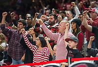 NWA Democrat-Gazette/BEN GOFF @NWABENGOFF<br /> Arkansas vs Western Kentucky Saturday, Dec. 8, 2018, at Bud Walton Arena in Fayetteville.