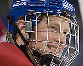 Kim Brandvold - The University of Massachusetts-Lowell River Hawks defeated the Boston College Eagles 6-3 on Saturday, February 25, 2006, at the Paul E. Tsongas Arena in Lowell, MA.