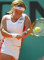 6-6-06,France, Paris, Tennis , Roland Garros, Kuznetsova