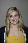 General Hospital's Jen Lilley at Vinnie's Comedy Club on September 9, 2012 in Pt. Pleasant, New Jersey to see their fans for autographs, meet/greet and photos.  (Photo by Sue Coflin/Max Photos)
