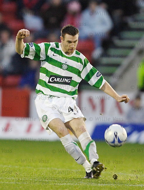 Stephen McManus, Celtic.stock season 2005-2006.pic willie vass