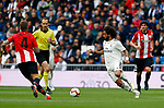 Real Madrid CF's Marcelo Vieira during La Liga match. April 21, 2019. (ALTERPHOTOS/Manu R.B.)