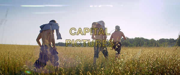 Moises Arias, Gabriel Basso, Nick Robinson<br /> in The Kings of Summer (2013) <br /> *Filmstill - Editorial Use Only*<br /> CAP/NFS<br /> Supplied by Capital Pictures