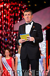 Anthony O'Gara at the Tuesday night selection for the 2015 Rose of Tralee Festival, at the Dome, Tralee.
