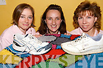 WALK TALL: Members of the Athea Street Stepping Walking Club which has just been set up in Athea.. L/r.  Josie Nolan,  Margaret McEnery and Natalie Thornton. .