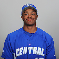 CCSU Baseball Headshots 1/30/2015