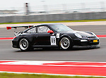 Loren Trefethan (89) in action during the V8 Supercars and the Porsche GT3 Cup cars practice sessions at the Circuit of the Americas race track in Austin,Texas. ..