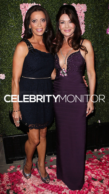 WEST HOLLYWOOD, CA, USA - MAY 13: Carlton Gebbia, Lisa Vanderpump at the Pump Lounge Grand Opening Hosted By Lisa Vanderpump And Ken Todd held at Pump Lounge on May 13, 2014 in West Hollywood, California, United States. (Photo by Celebrity Monitor)