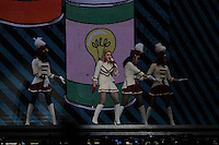MEDELLÍN-COLOMBIA-28-11-2012. La cantante Madona durante su concierto en esta ciudad de Colombia./ American singer madona during her concert in this colombian city. Photo: VizzorImage/Luis Benavides /Cont. / ESTRICTO USO EDITORIAL UNICAMENTE, NO PUBLICIDAD / STRICT USE EDITORIAL ONLY, NO ADVERTISING/