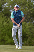 Brandt Snedeker (USA) watches his tee shot on 15 during Round 1 of the Valero Texas Open, AT&amp;T Oaks Course, TPC San Antonio, San Antonio, Texas, USA. 4/19/2018.<br /> Picture: Golffile | Ken Murray<br /> <br /> <br /> All photo usage must carry mandatory copyright credit (&copy; Golffile | Ken Murray)