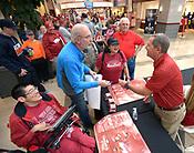 UA baseball fan day 2/3/2018
