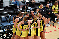 Netball Pre Season Tournament - Pulse v Stars at Ngā Purapura, Otaki, New Zealand on Saturday 9 February  2019. <br />