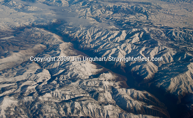 Jim Urquhart/Straylighteffect.com Aerial of the Snake River from the air. Jim Urquhart/straylighteffect.com