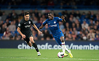 Clinton Mola of Chelsea U23 during the Premier League 2 match between Chelsea U23 and Brighton & Hove Albion Under 23 at Stamford Bridge, London, England on 13 September 2019. Photo by Andy Rowland.