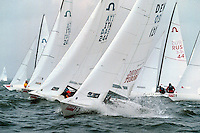 Spa Regatta 2000 - Soling