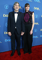 02 February 2019 - Hollywood, California - Peter Farrelly, Melinda Kocsis. 71st Annual Directors Guild Of America Awards held at The Ray Dolby Ballroom at Hollywood & Highland Center. Photo Credit: F. Sadou/AdMedia