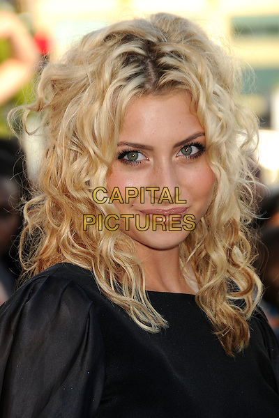 "ALY MICHALKA .""The Twilight Saga: Eclipse"" Los Angeles Premiere at the 2010 Los Angeles Film Festival held at Nokia Theatre LA Live, Los Angeles, California, USA, 24th June 2010..portrait headshot black curly hair .CAP/ADM/BP.©Byron Purvis/AdMedia/Capital Pictures."