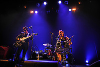 FEB 06 Shovels & Rope performing at Islington Assembly Hall