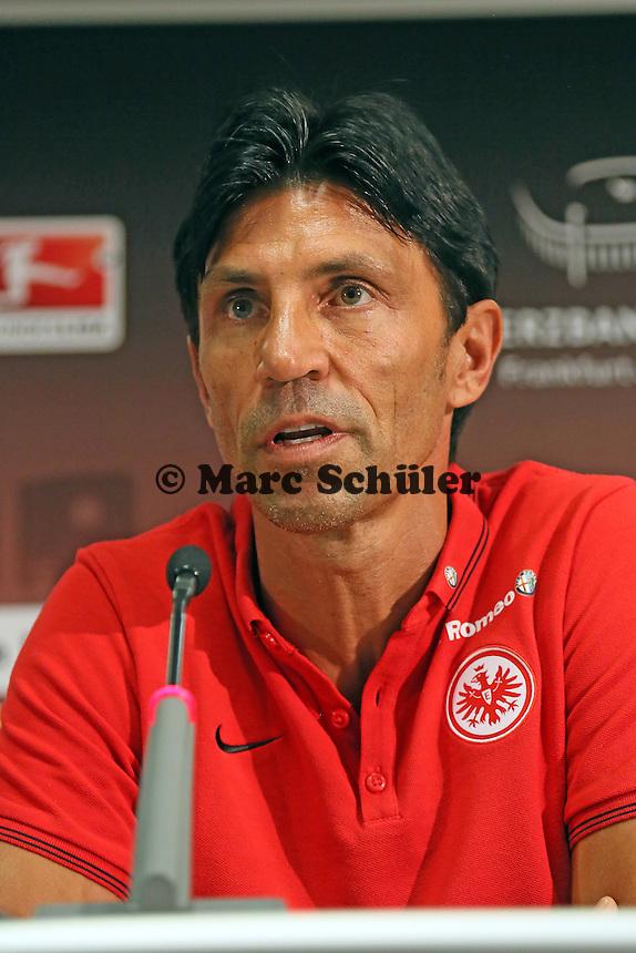 Sportmanager Bruno Hübner (Eintracht)