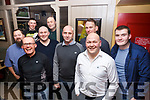 Premier Auto Parts staff celebrating at their Xmas party in the Brogue Inn.<br /> Front L-R Pat Dunworth, Rickie O&rsquo;Halloran, Kevin Rowan, Gerry Wallace, Peter Donovan, Peter O'Sullivan, Kieran Collins Stephen McCarthy and Tom Reidy