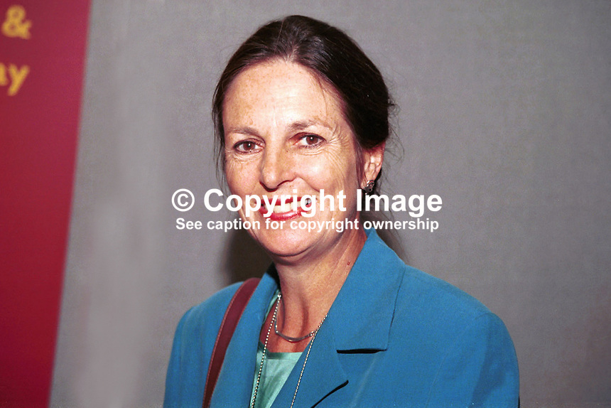 Baroness Blackstone, aka Tessa Blackstone, Life Peer, Labour Party, Britain, UK. Taken at Labour Party Annual Conference, 199710103.<br />