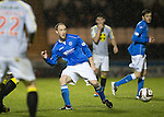 St Mirren v St Johnstone...06.12.14   SPFL<br /> Steven Anderson<br /> Picture by Graeme Hart.<br /> Copyright Perthshire Picture Agency<br /> Tel: 01738 623350  Mobile: 07990 594431