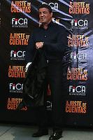 Acapulco, Guerrero.- 25ene2014 <br /> Sylvester Stallone, durante la conferencia de prensa que ofreció dentro del marco del Festival Internacional de Cine de Acapulco .<br /> Photo: Alexa Sendel/DAMMPHOTO;