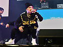 CORAL GABLES, FL - FEBRUARY 22: Rauw Alejandro performs on stage during '2020 Vibra Urbana Music Fest' at Watsco Center on February 22, 2020 in Coral Gables, Florida. ( Photo by Johnny Louis / jlnphotography.com )