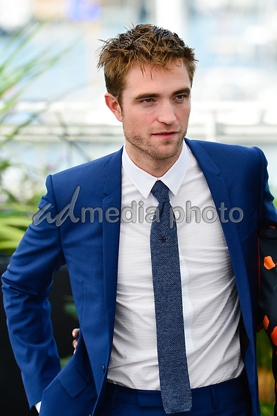 "25 May 2017 - Cannes, France - Robert Pattinson. ""Good Time"" Photocall - The 70th Annual Cannes Film Festival. Photo Credit: Jan Sauerwein/face to face/AdMedia"