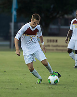 Winthrop University Eagles vs the Brevard College Tornados at Eagle's Field in Rock Hill, SC.  The Eagles beat the Tornados 6-0.  Fabian Broich (1)