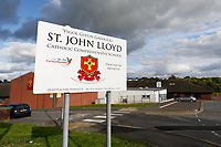 2018 09 12 Boy found dead at St John Lloyd School, Llanelli, UK