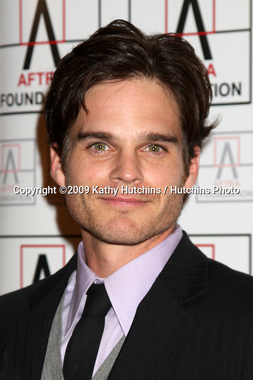 Greg Rikaart arriving at the AFTRA Media & Entertainment Excellence Awards (AMEES) at the Biltmore Hotel in Los Angeles , CA on  March, 9 2009 .©2009 Kathy Hutchins / Hutchins Photo....                .