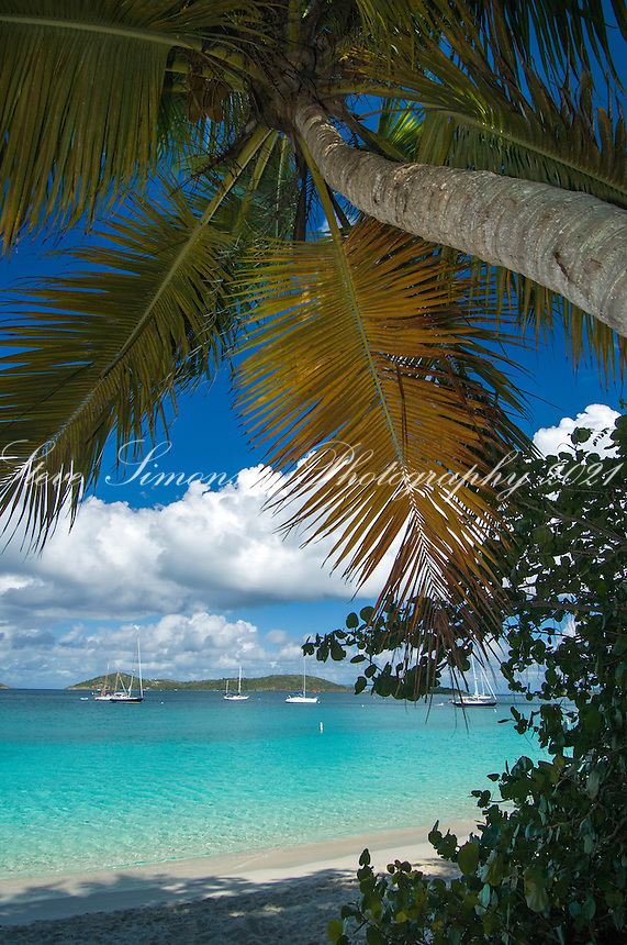 Honeymoon Beach<br /> Virgin Islands National Park<br /> St. John<br /> US Virgin Islands