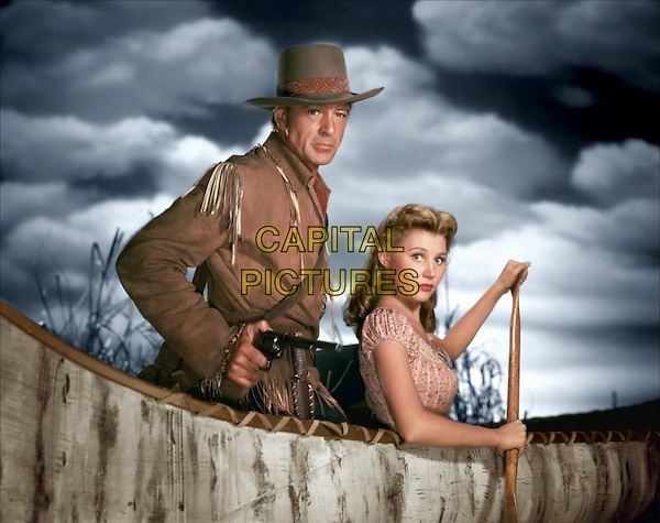 Distant Drums (1951) <br /> Gary Cooper, Mari Aldon<br /> *Filmstill - Editorial Use Only*<br /> CAP/KFS<br /> Image supplied by Capital Pictures