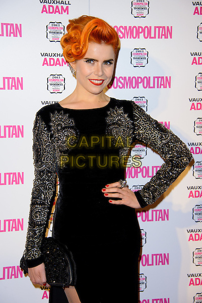 LONDON, ENGLAND - DECEMBER 05: Paloma Faith at the Cosmopolitan Ultimate Women of the Year Awards at Victoria &amp; Albert Museum on   attends the Cosmopolitan Ultimate Women Of The Year Awards 2013, V&amp;A Museum, December 05, 2013 in London, England, UK.<br /> CAP/CJ<br /> &copy;Chris Joseph/Capital Pictures