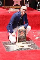 Pitbull<br /> at the Pitbull Star on the Hollywood Walk of Fame Ceremony, Hollywood, CA 07-15-16<br /> David Edwards/DailyCeleb.com 818-249-4998