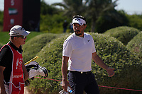 Mike Lorenzo-Vera (FRA) on the 6th tee during Round 2 of the Abu Dhabi HSBC Championship 2020 at the Abu Dhabi Golf Club, Abu Dhabi, United Arab Emirates. 17/01/2020<br /> Picture: Golffile   Thos Caffrey<br /> <br /> <br /> All photo usage must carry mandatory copyright credit (© Golffile   Thos Caffrey)