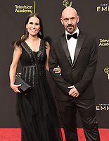 LOS ANGELES - SEPTEMBER 15: Aurora Amat and Gonzalo Amat attends the 2019 Creative Arts Emmy Awards at the Microsoft Theatre LA Live on September 15, 2019 in Los Angeles, California. (Photo by Scott Kirkland/PictureGroup)