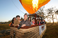 20141111 November 11 Hot Air Balloon Gold Coast