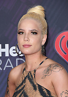 11 March 2018 - Inglewood, California - Halsey. 2018 iHeart Radio Awards held at The Forum. <br /> CAP/ADM/BT<br /> &copy;BT/ADM/Capital Pictures