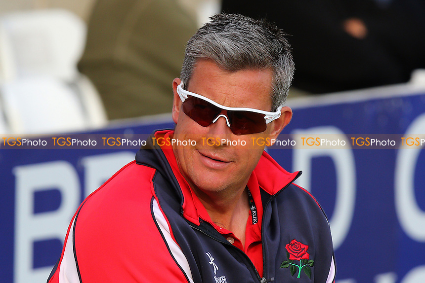 Lancashire CCC head coach Ashley Giles during Essex CCC vs Lancashire CCC, Day Two