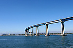 IMAGES,SAN DIEGO, CALIFORNIA, USA,THE CORONADO BRIDGE