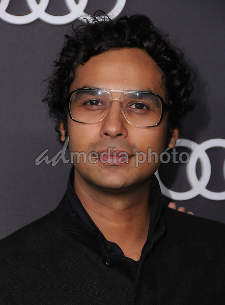 13 September  2017 - Hollywood, California - Kunal Nayyar. Audi Celebrates the 69th Emmys held at The Highlight Room in Hollywood. Photo Credit: Birdie Thompson/AdMedia