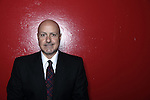WASHINGTON, D.C. - NOVEMBER 10:  GM Mike Rizzo of the Washington National poses during a portrait shoot on November 10, 2011 at National Park in Washington D.C.  (Photo by Donald Miralle/The Washington Nationals Baseball Club) *** Local Caption ***