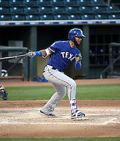 Nomar Mazara - 2016 Texas Rangers (Bill Mitchell)