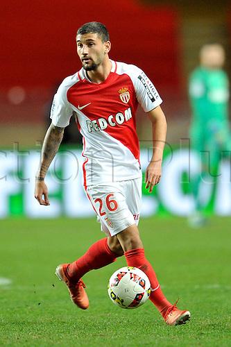 26.11.2016. Monaco, France. French League 1 football. Monaco versus Marseille.  2Gabriel BOSCHILIA (asm)