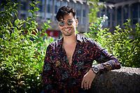 Paco Arrojo portrait session at Azca in Madrid, Spain. September 06, 2018. (ALTERPHOTOS/A. Perez Meca) /NortePhoto.com NORTEPHOTOMEXICO