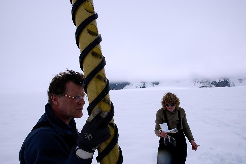 Day 3 at Vatnajokull Glacier with Jorfi (joklarannsóknarfélag íslands).