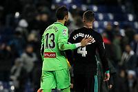 2018.02.27 La Liga RCD Espanyol VS Real Madrid CF