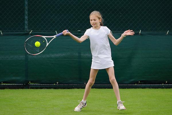 Kylie Bilchev<br /> Road To Wimbledon 2013